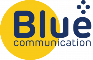 Logo Blue Communication